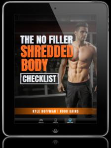 Shredded boy checklist ereader image