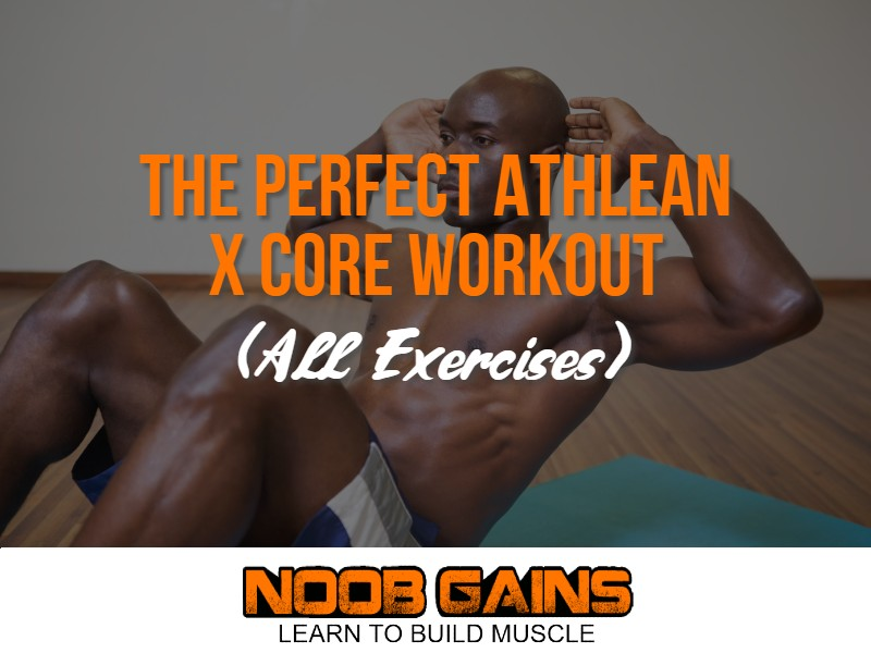 Athlean x core image