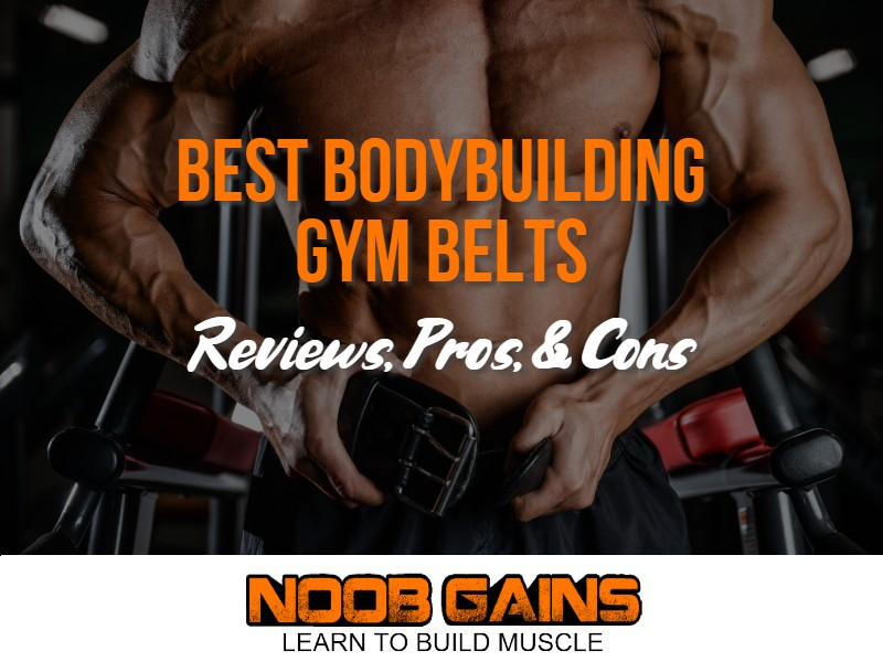 Bodybuilding belt image
