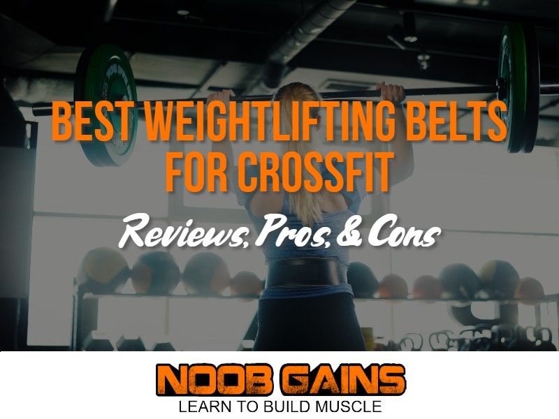 Crossfit weightlifting belt image