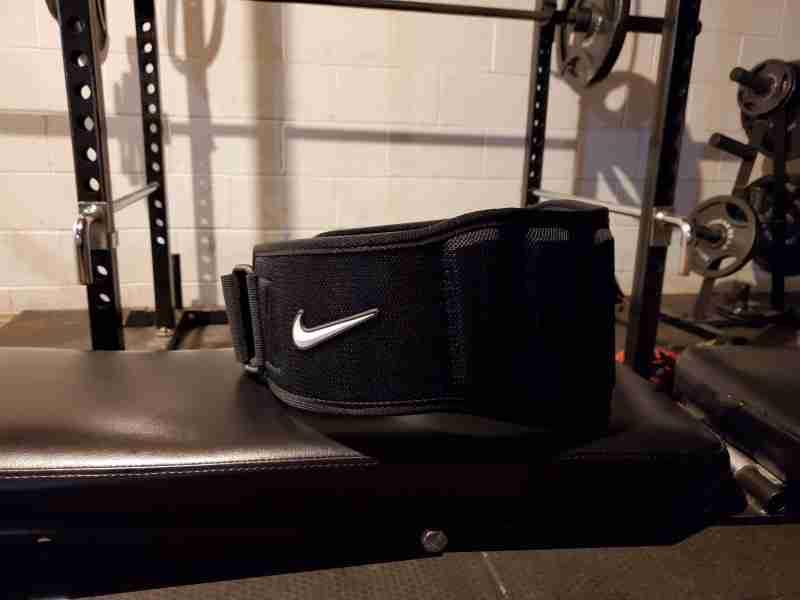 Nike structured training belt 2 image
