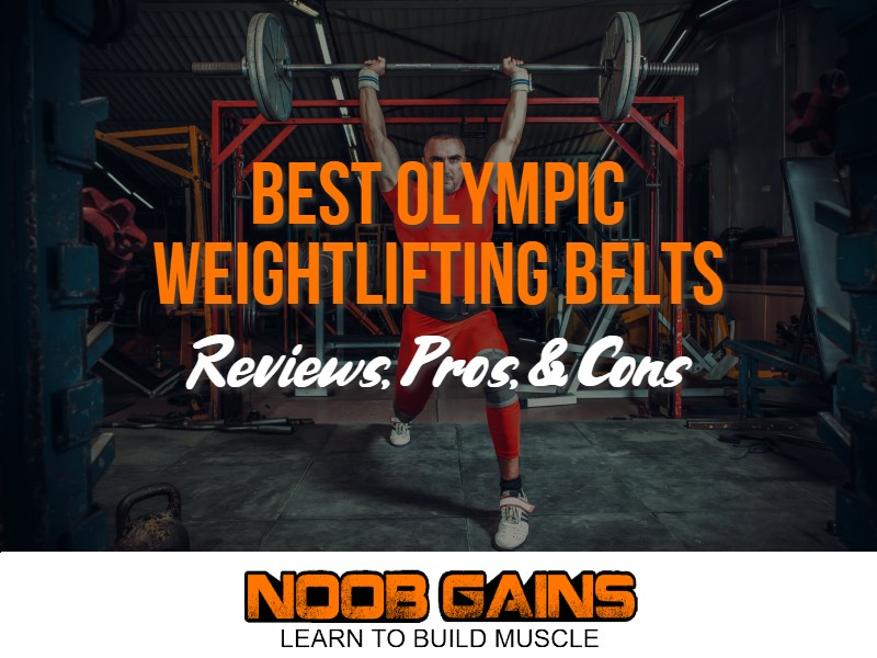 Olympic weightlifting belts image