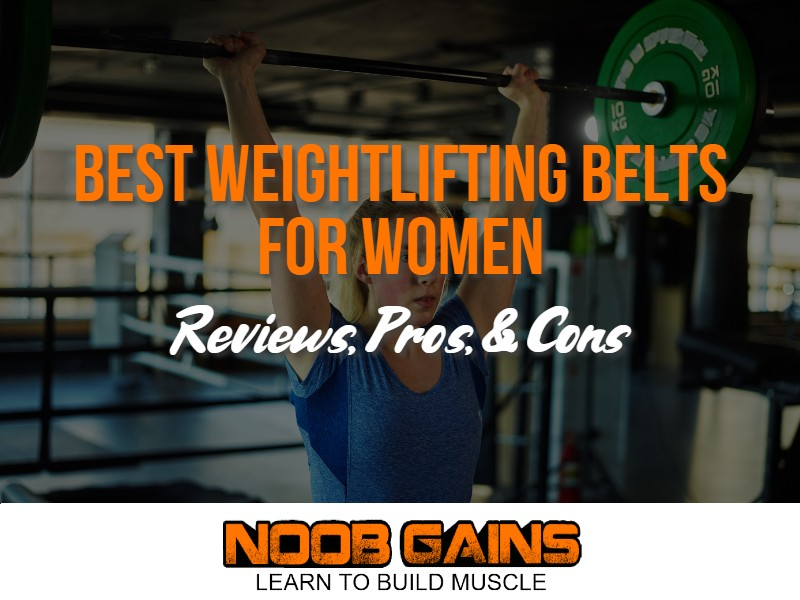 Weightlifting belt for women image