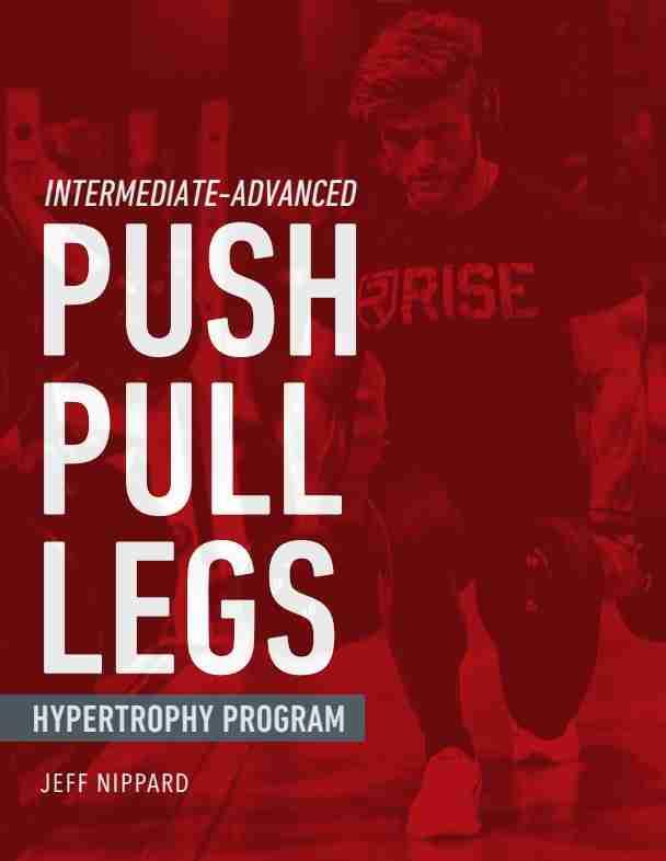 Jeff nippard push pull legs image