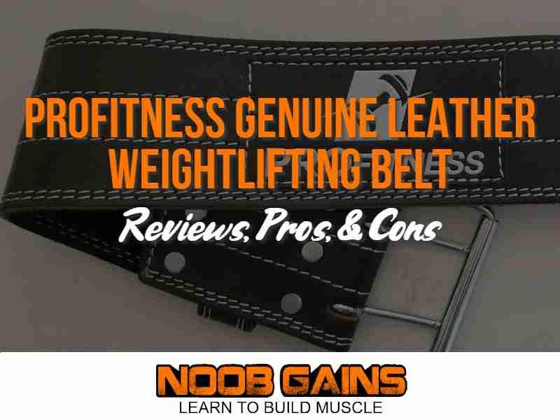 Profitness belt image