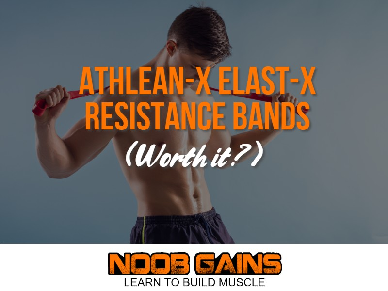Athlean x resistance bands image