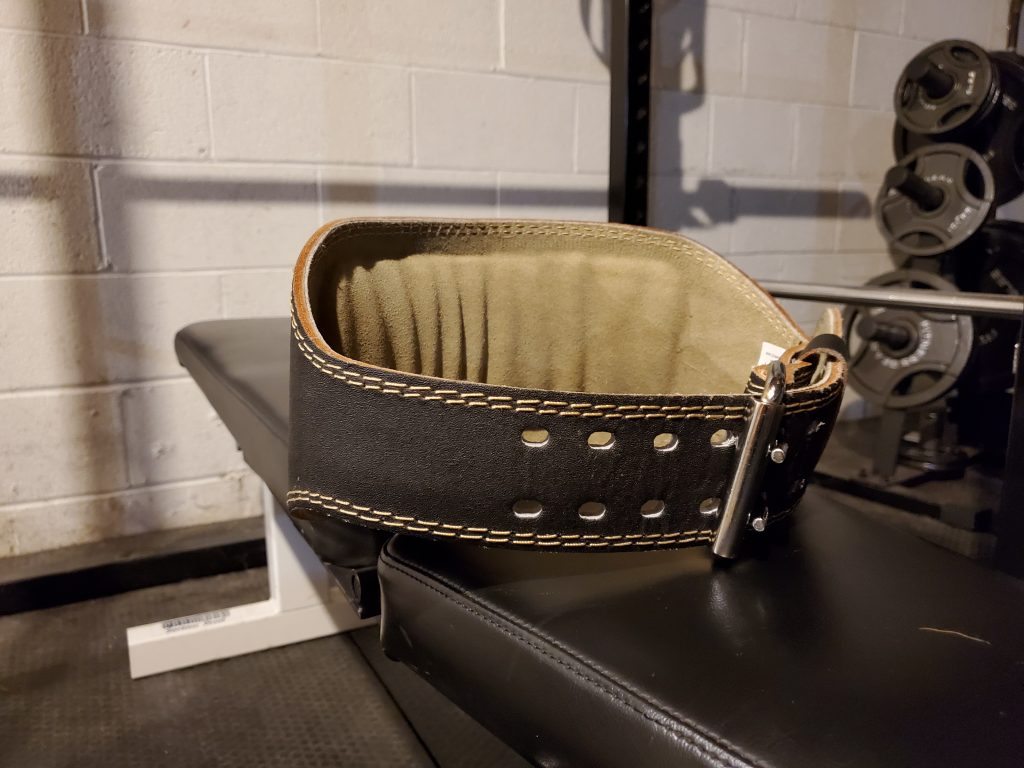 Belt details and features image