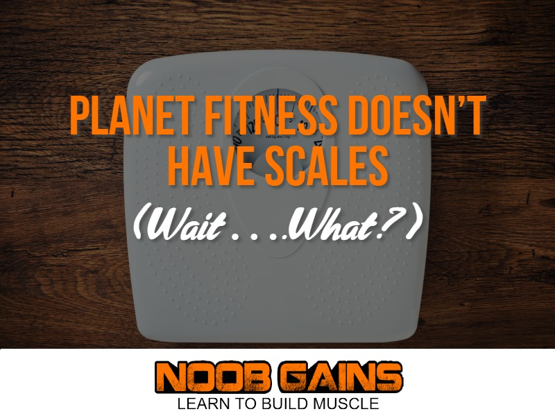 Does planet fitness have scales image