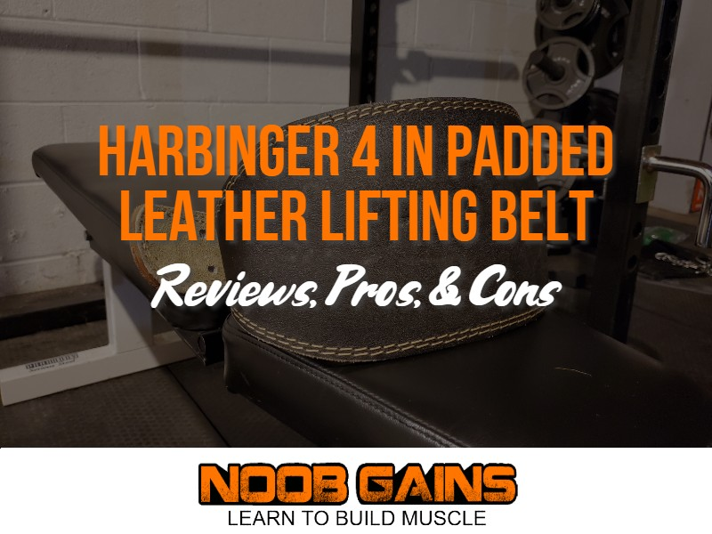 Harbinger weightlifting belt image1