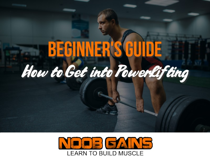How to get into powerlifting image