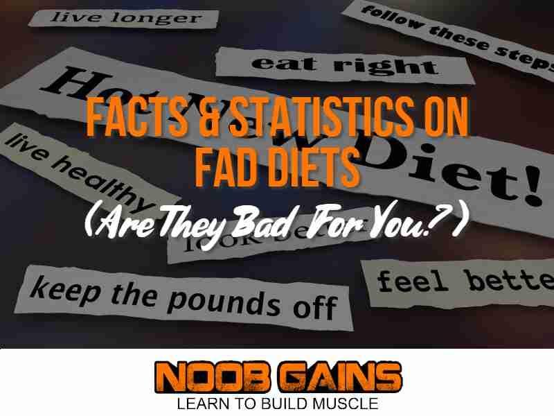 Statistics on fad diets image