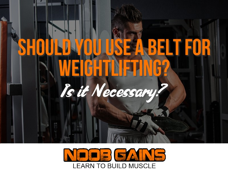 Weight lifting belts purpose image