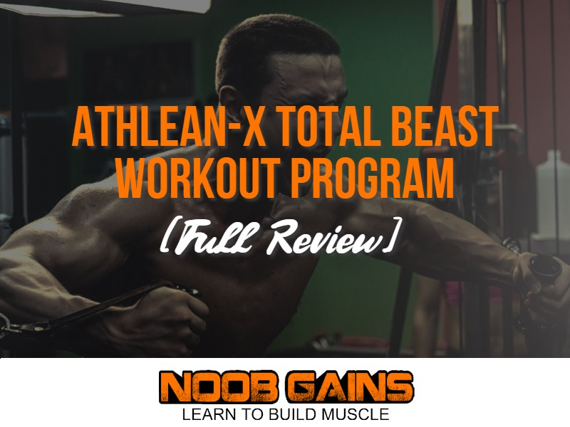 Athlean x total beast review image