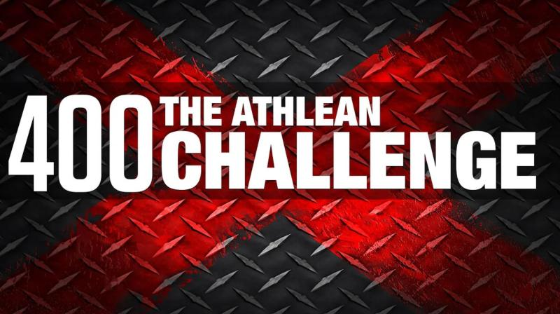 Athlean x ax 1 challenges image