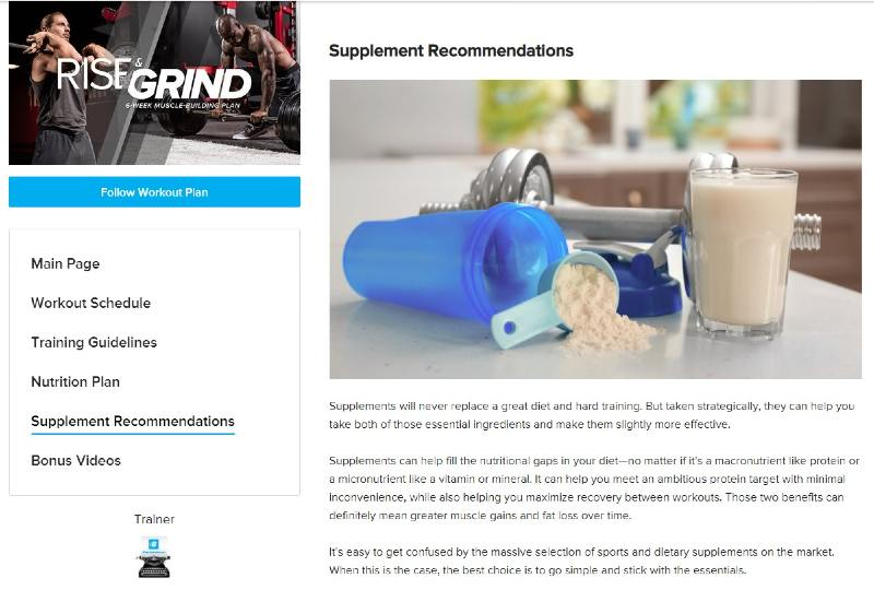 Decent insight into supplements image