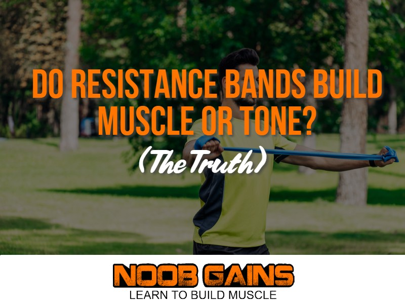 Do resistance bands build muscle or tone image