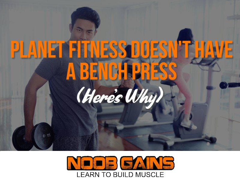 Does planet fitness have bench press image