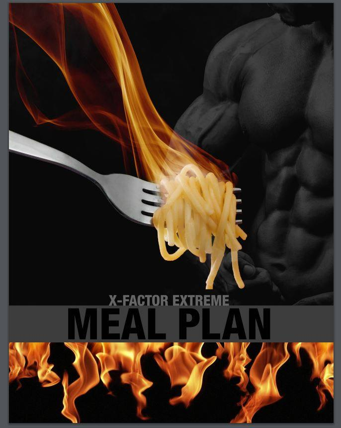 The meal plan image