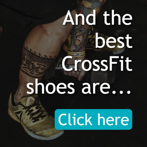 Best crossfit shoes image