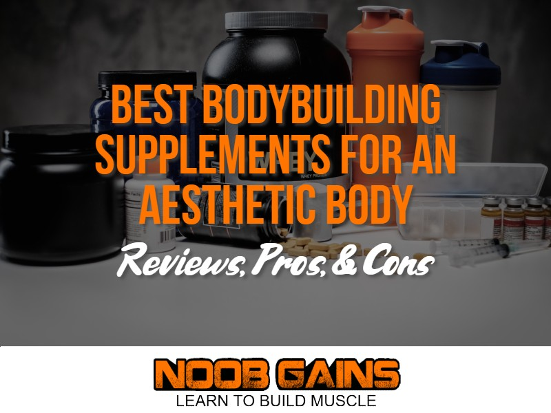 Supplements for aesthetic body image