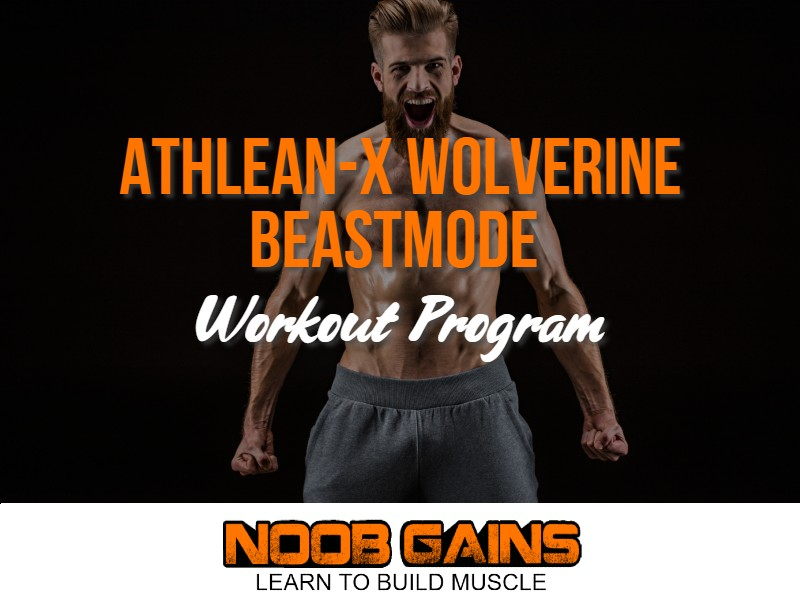 Athlean x wolverine review image