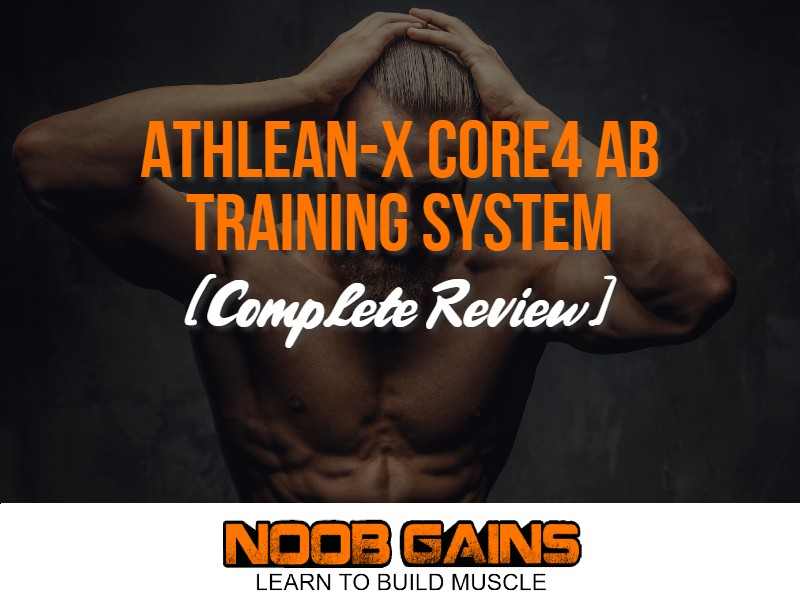 Athlean x core 4 review image