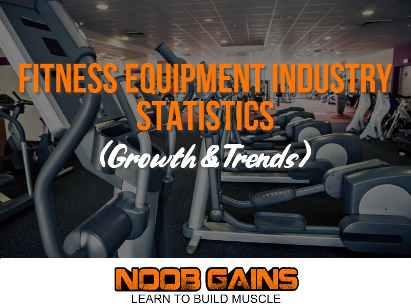 Fitness equipment industry statistics image