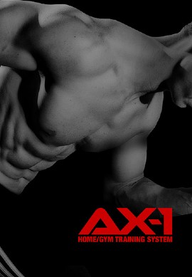 Athlean-X ax1 cover image