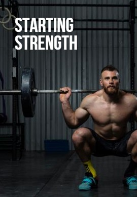Starting strength workout image