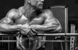 Athlean x old school iron image