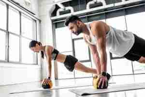Workout partner statistics image