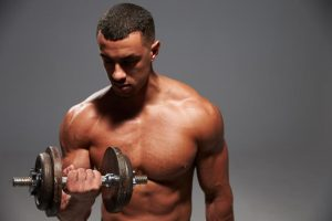 How to build muscle image