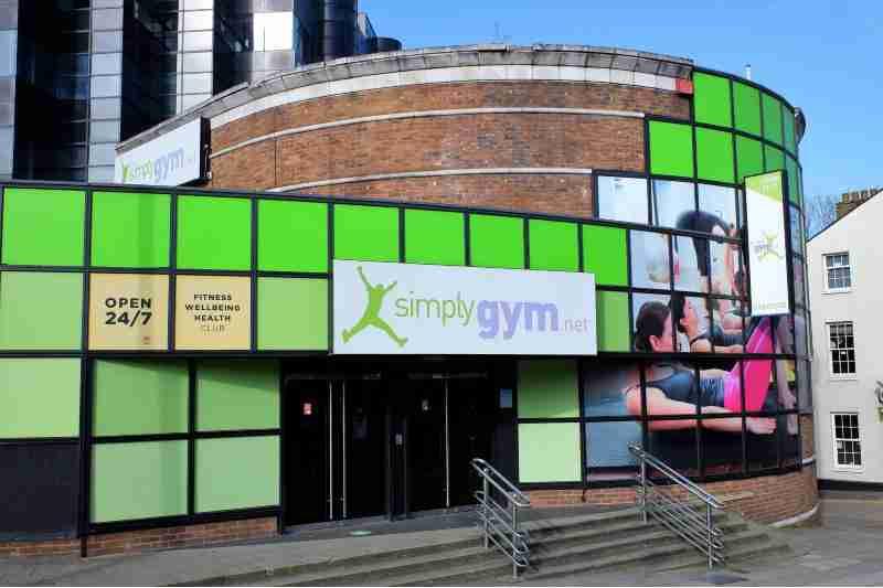 Gym membership statistics uk image